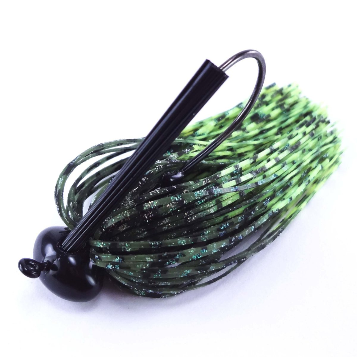 Tasty Bluegill Watermelon Chartreuse Tungsten Football Jig